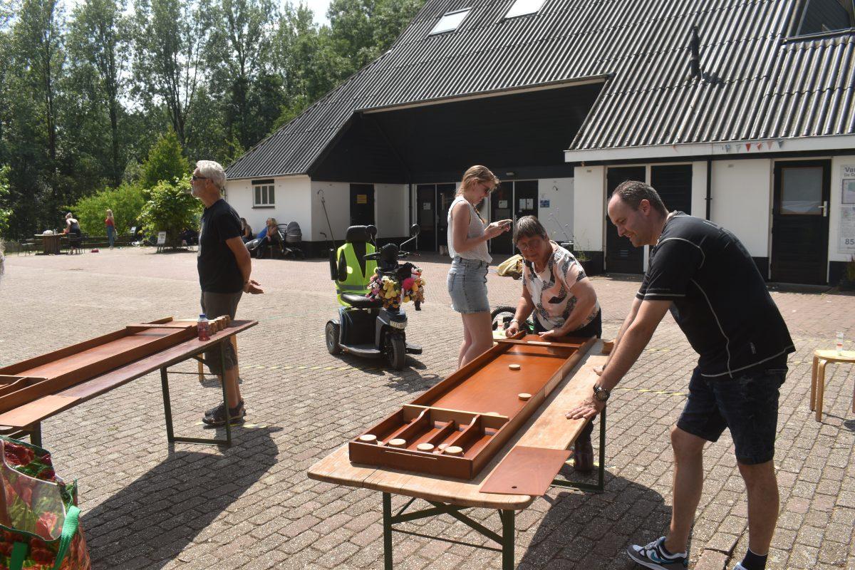 Sjoelen Koppelsteede Buurtcamping 2020