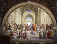 La Scuola di Atene. D.R.